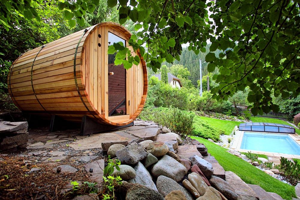 Sauna Nízke tatry