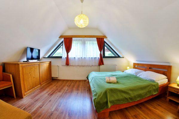 Ubytovanie v Nízkych Tatrách